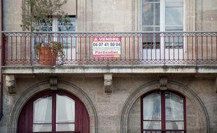 Bordeaux, 5 mars 2012. - Immobilier dans le secteur des Quais des Chartrons et de Bacalan. - Photo : Sebastien Ortola