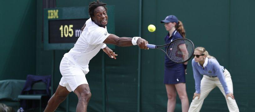 Monfils se fait sortir de Wimbledon par Mannarino.