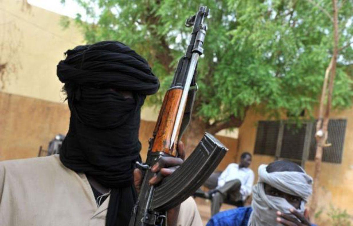 Le groupe islamiste armé Mouvement pour l'unicité et le jihad en Afrique de l'Ouest (Mujao), un de ceux qui occupent le nord du Mali, est l'auteur du rapt d'un Français de 61 ans mardi soir dans l'ouest du Mali, a annoncé mardi à l'AFP le porte-parole du Mujao, Abu Walid Sahraoui. – Issouf Sanogo afp.com