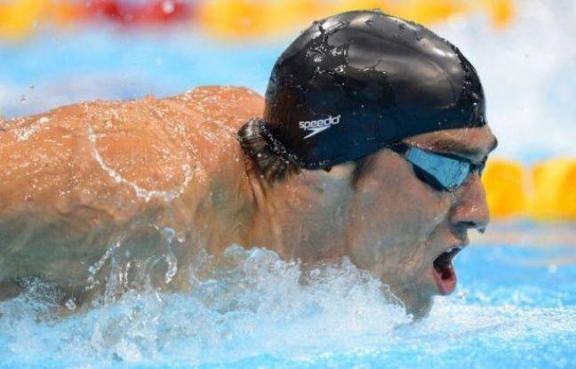 Michael Phelps grosse queue
