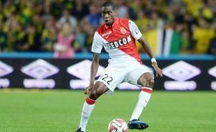 Geoffrey Kondogbia lors de Nantes-Monaco le 24 août 2014.