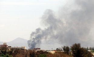 Une explosion au Yémen
