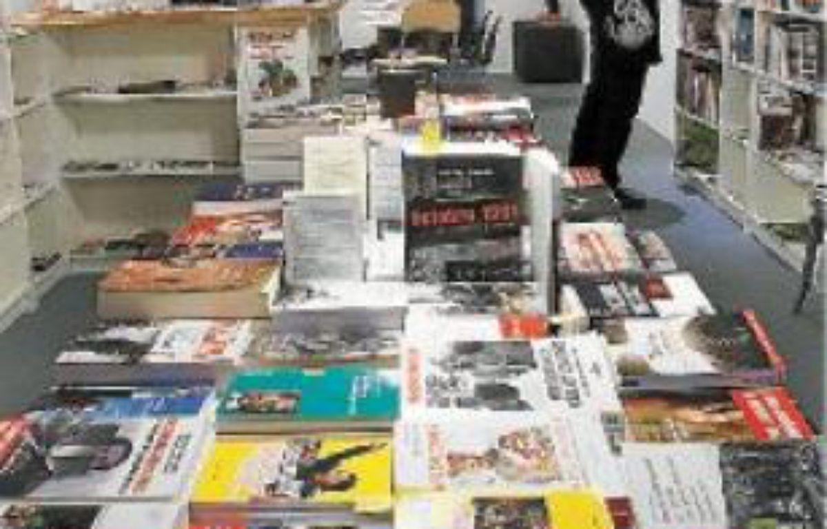 La ville compte 32 librairies, comme celle de l'Arbre, à la Plaine. –  p. magnien / 20 minutes