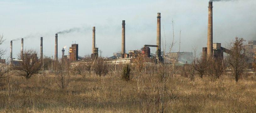 Des centrales à charbon, illustration