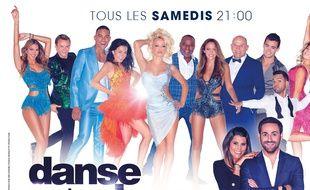 L'affiche promotionnelle de «Danse avec les Stars» saison 9.