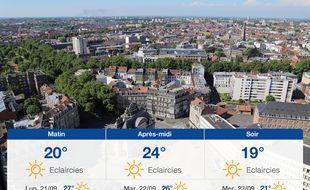 Météo Lille: Prévisions du dimanche 20 septembre 2020