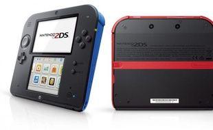 La Nintendo 2DS sera disponible le 12 octobre 2013.