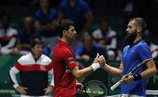 Novak Djokovic et le meilleur joueur du monde