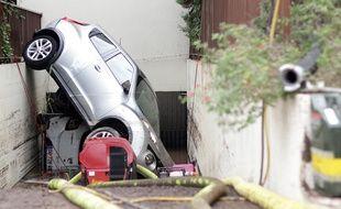 Des corps avaient été retrouvés dans des parkings souterrains