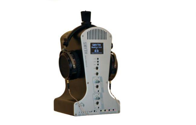 L'amplificateur Realiser A16 de Smyth.