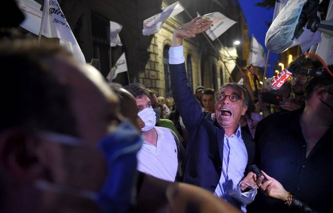 Résultats des municipales 2020 à Bordeaux : Pierre Hurmic fait passer la ville au vert avec 46,48 % des voix