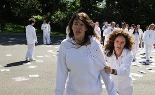 Liv Tyler et Amy Brenneman dans The Leftovers (HBO)