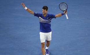 Djokovic s'impose facilement face à Nadal.