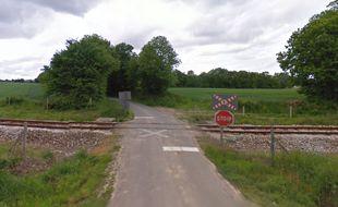 L'accident s'est produit dimanche soir sur un passage à niveau à Trégonneau dans les Côtes-d'Armor.