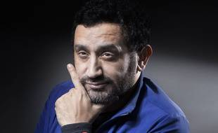 Cyril Hanouna en juin 2016.