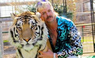La star de Tiger King, Joe Exotic