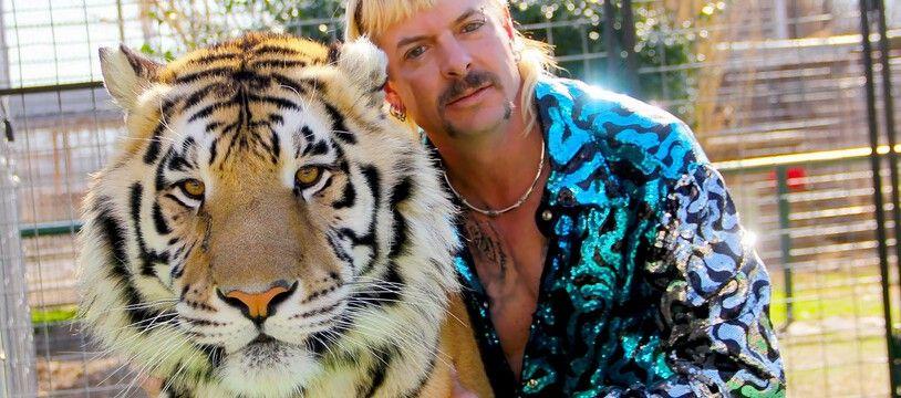 La star de Tiger King, Joe Exotic