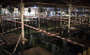 Les restaurants de Marseille ont fermé ce dimanche à minuit