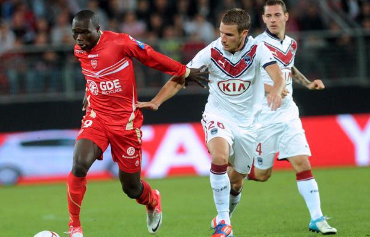 Le match Valenciennes Bordeaux, le 15 septembre 2012. – AFP PHOTO / FRANCOIS LO PRESTI