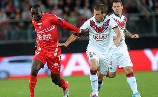 Le match Valenciennes Bordeaux, le 15 septembre 2012.
