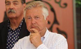 Jean-Pierre Grand (UMP), sénateur maire de Castelnau-le-Lez