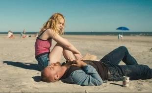 Elle Fanning et Ben Foster dans Gavelston  de Mélanie Laurent