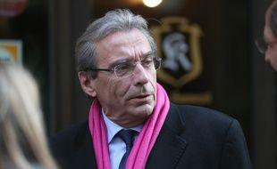 Strasbourg: Le maire socialiste Roland Ries mis en examen dans l'affaire du «tram de Bamako» (Archives)