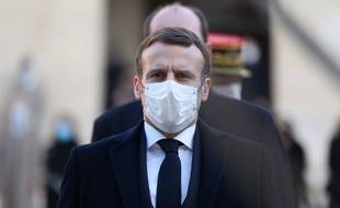 Emmanuel Macron est rentré dans une colère noire ce vendredi