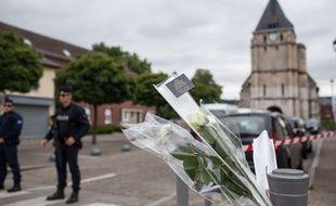 Guy et Janine Coponet ont été pris en otages par les assassins du père Jacques Hamel
