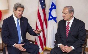 Le secrétaire d'Etat américain John Kerry a écarté mardi une reprise rapide des négociations de paix, au terme d'une visite de trois jours en Israël et dans les Territoires palestiniens, insistant sur la nécessité d'un travail de fond pour qu'elles aient une chance d'aboutir.