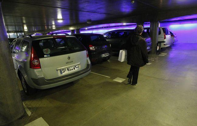 Nancy : Deux hommes tentent de voler une voiture mais s'endorment à l'intérieur