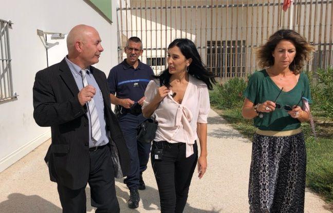 Marseille: Une députée LREM visite la prison des Baumettes et trouve qu' «il n'y a pas photo » avec l'ancien bâtiment