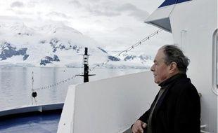 Michel Rocard est ambassadeur de France pour les pôles depuis mars 2009.