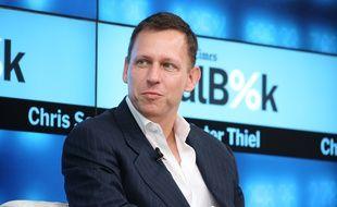 L'investisseur Peter Thiel, en novembre 2015.