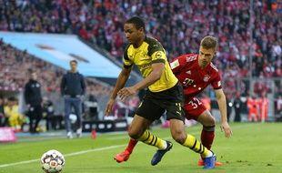 Le défenseur de Dortmund Abdou Diallo