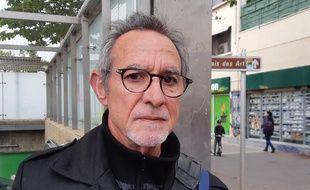 Ruben, le père de Marie-Bélen, étudiante tuée le 17 mars à Marseille.