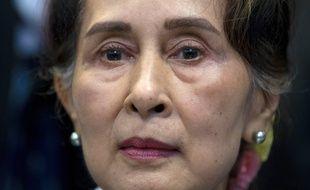 Aung San Suu Kyi le 11 décembre 2019.