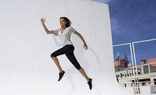 Karine Le Marchand est complètement accro à la course à pied.