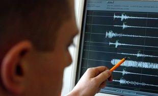 Un séisme de magnitude 6,6 a été détecté au large de l'archipel des Tonga (Illustration).