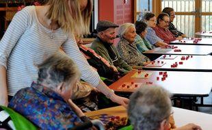 EHPAD (Etablissement d'hébergement pour personnes âgees dépendantes) à Lens