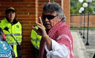 L'ancien négociateur des Farc, Seusis Pausivas Hernández, est soupçonné d'être impliqué dans un trafic de drogue aux Etats-Unis.