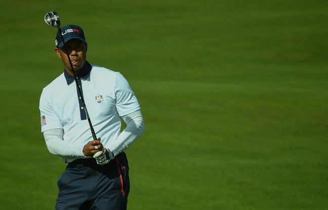 Tiger Woods poursuivi en justice par la famille d'un employé mort en état d'ivresse
