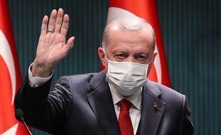 """Türkei: Recep Tayyip Erdogan hofft, dass Frankreich Macron """"so bald wie möglich"""" """"loswerden"""" wird."""