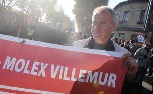 Le tribunal de commerce de Paris devrait prononcer jeudi, sauf coup de théâtre, la liquidation judiciaire des activités françaises du groupe américain Molex, qui n'a pas fini de payer le plan social de son usine de Villemur-sur-Tarn (Haute-Garonne).