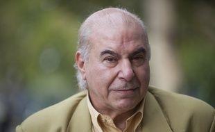 Paris, 14 septembre 2010. - Le commissaire divisionnaire a la retraite Philippe Venere.