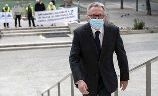 Le sénateur Jean-Noël Guérini a été condamné pour prise illégale d'intérêts
