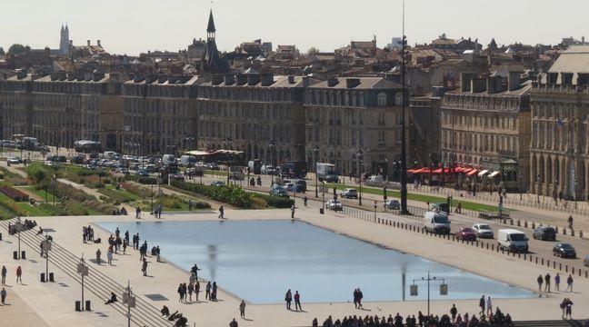 Bordeaux le miroir d 39 eau serait l 39 un des 11 lieux les plus post s su - Le journal de bordeaux ...