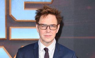 Le réalisateur des Gardiens de la Galaxie, James Gunn