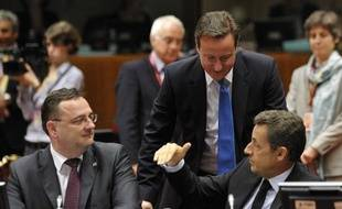L'Union européenne est parvenue mercredi à un accord sur la recapitalisation de ses banques, au cours d'un sommet des 27 à Bruxelles, selon un document publié à la fin de la réunion.