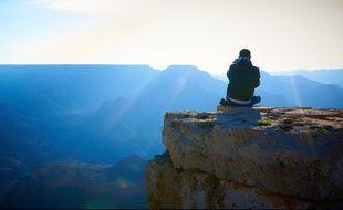 La méditation se pratique n'importe où.